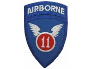 11TH AIR ASSAULT DIVISION AIRBORNE PATCH - TYPE A
