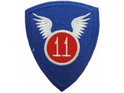11TH AIR ASSAULT DIVISION AIRBORNE PATCH - TYPE B