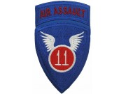11TH AIR ASSAULT DIVISION AIRBORNE PATCH - TYPE C