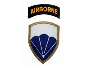 6TH AIRBORNE DIVISION PATCH