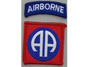 82ND AIRBORNE DIVISION PATCH TYPE A1