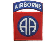 82ND AIRBORNE DIVISION PATCH TYPE B