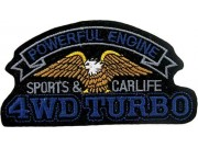 POWERFUL ENGINE 4WD TURBO EAGLE RACING PATCH