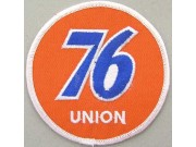 77 UNION RACING MOTORSPORT EMBROIDERED PATCH #01