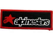 ALPINESTARS RACING SPORT EMBROIDERED PATCH #05