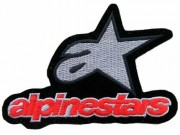 ALPINESTARS RACING SPORT EMBROIDERED PATCH #07