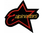 ALPINESTARS RACING SPORT EMBROIDERED PATCH #11