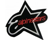 ALPINESTARS RACING SPORT EMBROIDERED PATCH #12