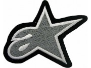 ALPINESTARS RACING SPORT EMBROIDERED PATCH #16