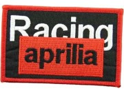 APRILLIA SUPERBIKE BIKER EMBROIDERED PATCH #10