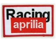 APRILLIA SUPERBIKE BIKER EMBROIDERED PATCH #12