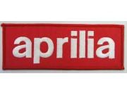 APRILLIA SUPERBIKE BIKER EMBROIDERED PATCH #05