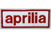 APRILLIA SUPERBIKE BIKER EMBROIDERED PATCH #06