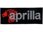 APRILLIA SUPERBIKE BIKER EMBROIDERED PATCH #14