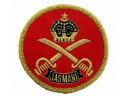ARMY MALAYSIA ARMED FORCES EMBROIDERED PATCH