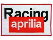 GIANT APRILIA BIKER EMBROIDERED PATCH (P)
