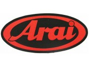 GIANT ARAI BIKER HELMET EMBROIDERED PATCH P5