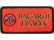BACARDI EMBROIDERY PATCH