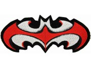 BATMAN COMIC IRON ON EMBROIDERED PATCH #13