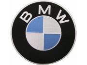 GIANT BMW AUTOMOBILE RACING EMBROIDERED PATCH (P2)