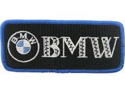 BMW F1 BIKER RACING EMBROIDERED PATCH #07