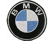 BMW F1 BIKER RACING EMBROIDERED PATCH #02