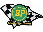 BPOIL RACING SPORT EMBROIDERED PATCH #03