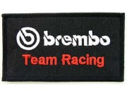 BREMBO RACING PERFORMANCE EMBROIDERED PATCH #01