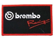 BREMBO RACING PERFORMANCE EMBROIDERED PATCH #03