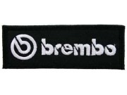 BREMBO RACING PERFORMANCE EMBROIDERED PATCH #04