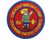CUB SCOUT 1980 DAY CAMP