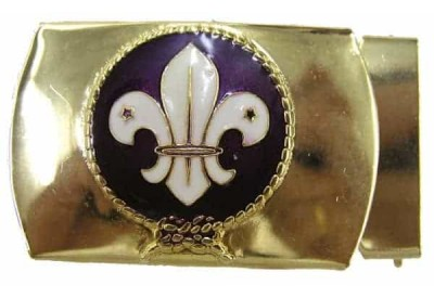 BSM BOY SCOUT BUCKLE