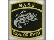 BASS - 6lbs. Or Over Gold
