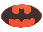 GIANT BATMAN CREST EMBROIDERED PATCH (P2)