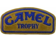 CAMEL SPORT IRON ON EMBROIDERED PATCH #01