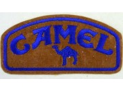 CAMEL SPORT IRON ON EMBROIDERED PATCH #02