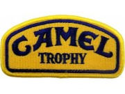 CAMEL SPORT IRON ON EMBROIDERED PATCH #04