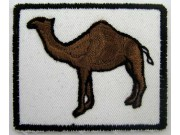 CAMEL SPORT IRON ON EMBROIDERED PATCH #05