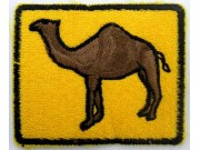 CAMEL SPORT IRON ON EMBROIDERED PATCH #06