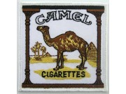 CAMEL SPORT IRON ON EMBROIDERED PATCH #07