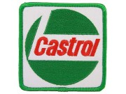 CASTROL OIL RACING SPORT EMBROIDERED PATCH #13