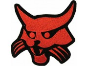 BOBCAT TRACTOR LOGO EMBROIDERED PATCH #09
