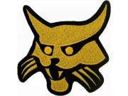 BOBCAT TRACTOR LOGO EMBROIDERED PATCH #11