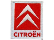 CITROEN AUTO RACING IRON ON EMBROIDERED PATCH #02