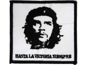 CHE GUEVARA CUBA SUPER HERO EMBROIDERED PATCH #03
