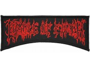 CRADLE OF FILTH THE BAND PUNK & ROCK PATCH #02