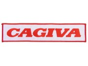 GIANT CAGIVA BIKER EMBROIDERED PATCH (K1)