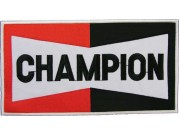 GIANT CHAMPION OIL & GAS EMBROIDERED PATCH (K1)