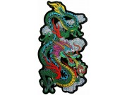 GIANT DRAGON TATOO PATCH (L)