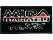DAIHATSU RACING SPORT IRON ON EMBROIDERED PATCH #03